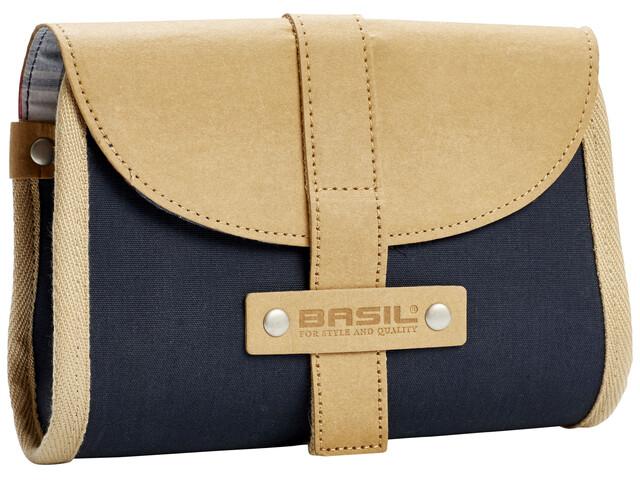 Basil Portland Saddle Bag dunkelblau